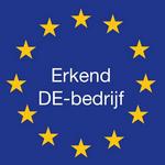 Logo Erkend DE-bedrijf