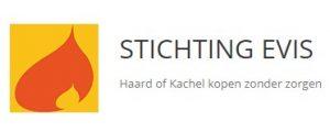 Logo Stichting EVIS Haard of kachel kopen zonder zorgen